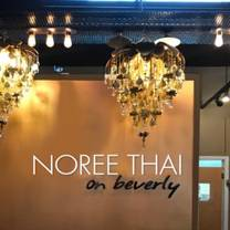 photo of noree thai on beverly restaurant