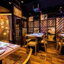 foto van inamo - covent garden restaurant