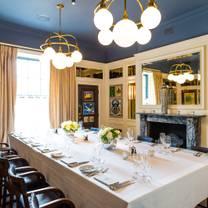 photo of ivy clifton brasserie western room restaurant