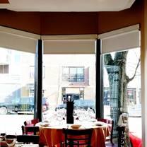 photo of al crostino restaurant
