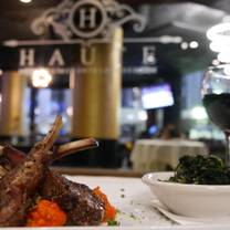 photo of haute restaurant & lounge restaurant