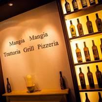 photo of mangia mangia restaurant