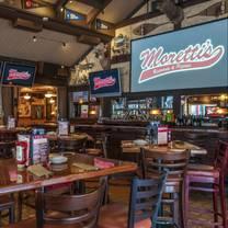 foto von moretti's ristorante & pizzeria - edison park restaurant