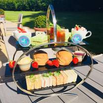photo of afternoon tea @ symonds at redwood restaurant