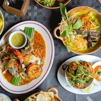 photo of farang london restaurant