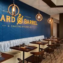 photo of board & barrel coastal kitchen restaurant