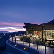 photo of the edge steakhouse restaurant