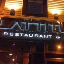 photo of lattitude (west springfield, massachusetts) restaurant