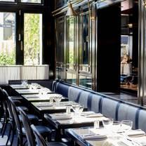 photo of café wolseley restaurant