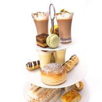 photo of afternoon tea at beechwood hotel restaurant