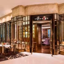photo of decanter - the st. regis bangkok restaurant