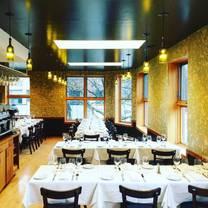 photo of la colombe restaurant