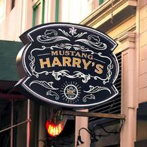 photo of mustang harry's restaurant