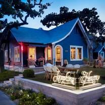 photo of josephine house restaurant