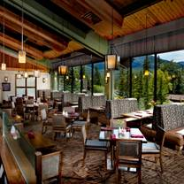photo of crave mountain grill restaurant