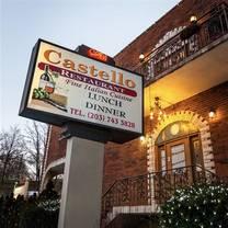photo of castello restaurant