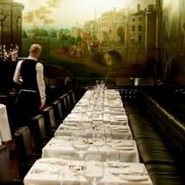photo of rex whistler restaurant at tate britain restaurant