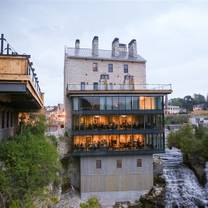 photo of elora mill restaurant restaurant