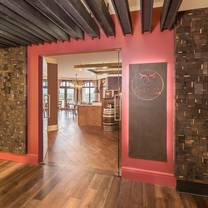 foto von jw marriott the rosseau muskoka - muskoka chophouse restaurant