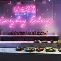 photo of max's eatery restaurant