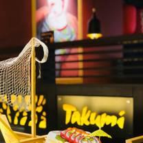 photo of takumi japanese restaurant restaurant