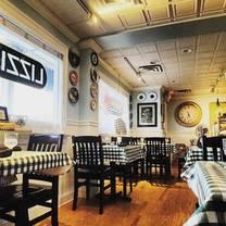 photo of lizzie's cafe & bistro 142nd st. restaurant