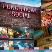 photo of punch bowl social denver restaurant