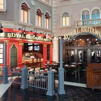 photo of royal britannia gastro pub restaurant