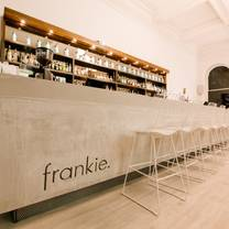 photo of frankie geelong restaurant