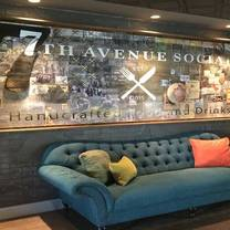 photo of 7th avenue social restaurant