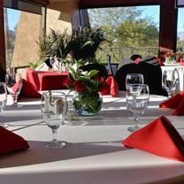 photo of the vista lounge restaurant