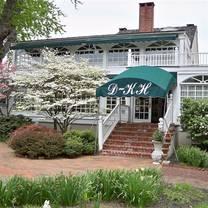photo of duling kurtz house restaurant