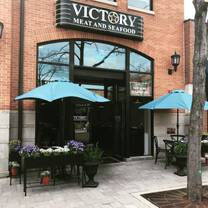 photo of victory meat & seafood restaurant