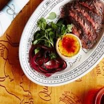 photo of quality eats nomad restaurant