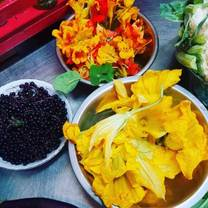 photo of living zen organics restaurant