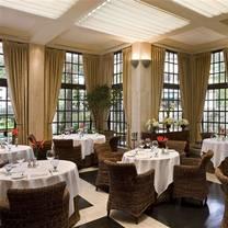 photo of the remington restaurant - the st. regis houston restaurant