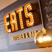photo of eats kitchen & bar @ hotel irvine restaurant