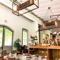 photo of tre trattoria @ the san antonio museum of art restaurant