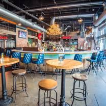 photo of punch bowl social detroit restaurant