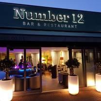 photo of no. 12 restaurant restaurant
