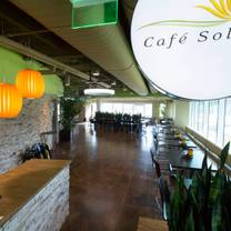photo of café soleil restaurant