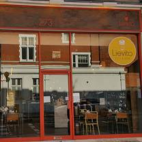 photo of pizzeria lievito - south kensington restaurant