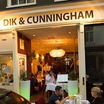 photo of denc, dik & cunningham restaurant