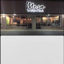 photo of mesa urbana mexican bistro restaurant