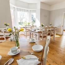 photo of baytree restaurant at blakeney house restaurant