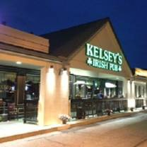 photo of kelsey's restaurant, irish pub, banquet room restaurant