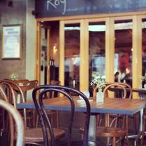 photo of koy restaurant restaurant