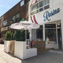 photo of ristorante rosina restaurant
