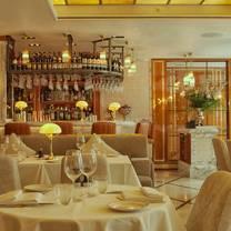 photo of san carlo regent street restaurant
