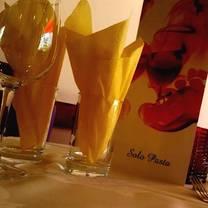 photo of solo pasta restaurant